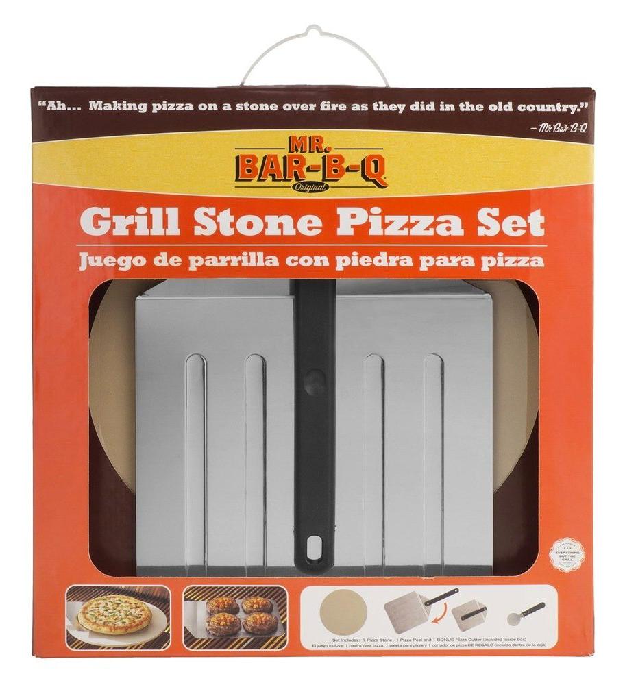 3 Piece Pizza Stone Kit