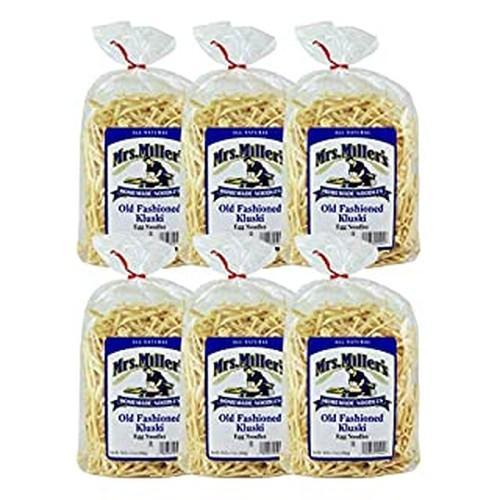 Mrs Millers Noodle Kluski (6x16OZ )