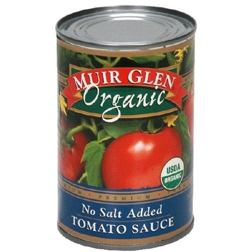 Muir Glen Tomato Sauce No Salt (12x15 Oz)