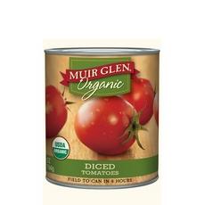 Muir Glen Organic Diced Tomatoes (12x145Oz)