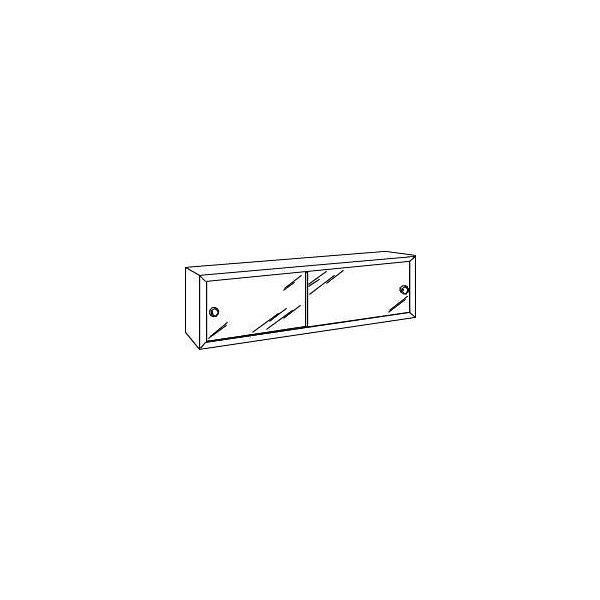 COSMETIC BOX MIRROR DOOR 24 IN.
