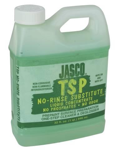 JASCO TSP NO RINSE SUBSTITUTE CLEANER QUART