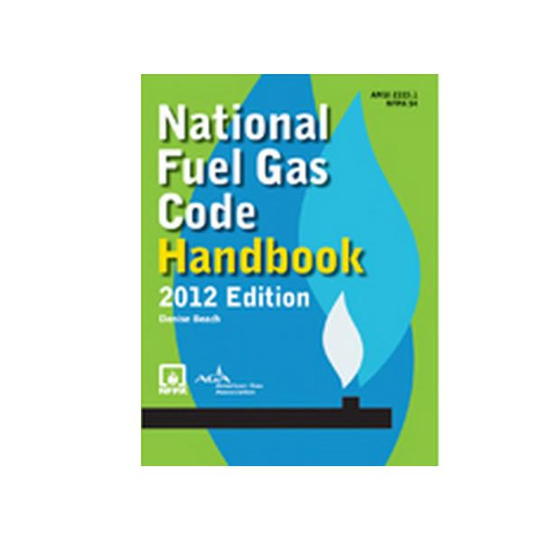 Book, NFPA Fuel Gas Handbook