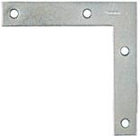 117Bc 6X1 Zinc Flat Corner Brace