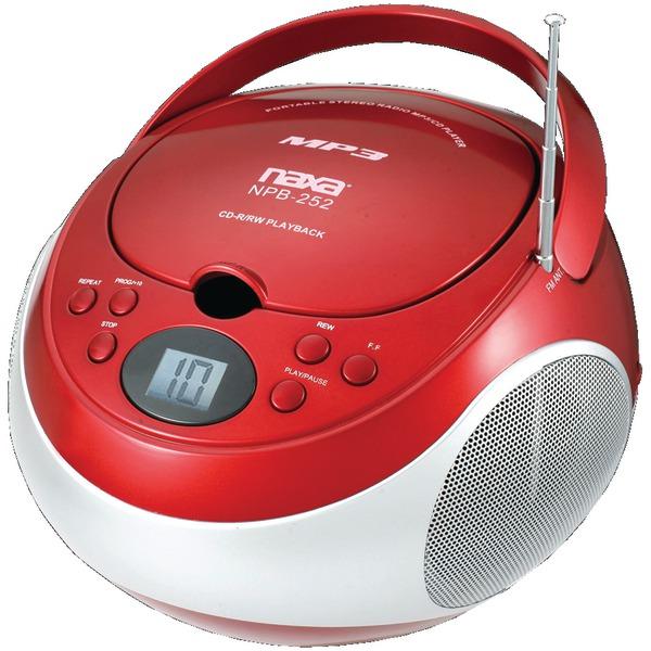 Portable MP3 CD Player AM FM
