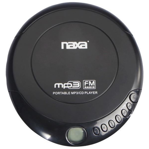Slim Personal MP3 CD Player