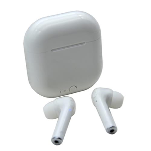 True Wireless Earbuds White