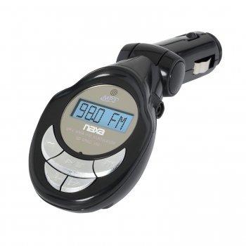 Naxa MP3/WMA Player 12V Car Plug with FM Transmitter USB/SD and Remote