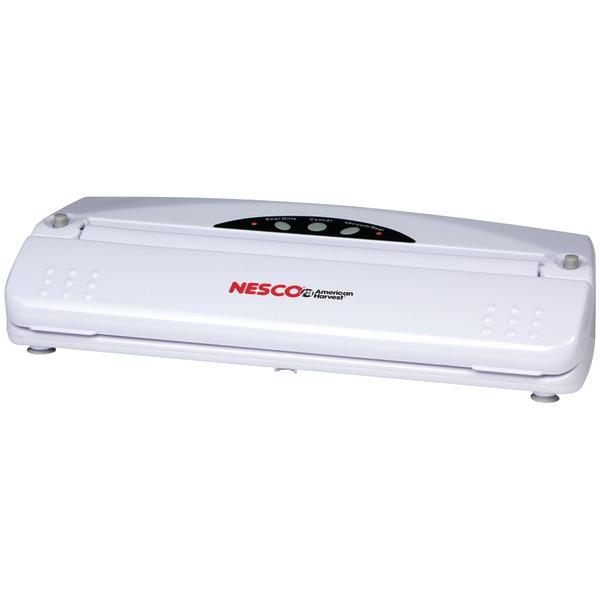 Nesco VS-01 Vacuum Sealer (110-Watt; White)