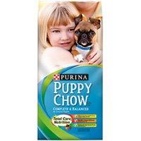 Nestle Purina 1780011122 Dog Food, Puppy Chow, 4.4 Lb