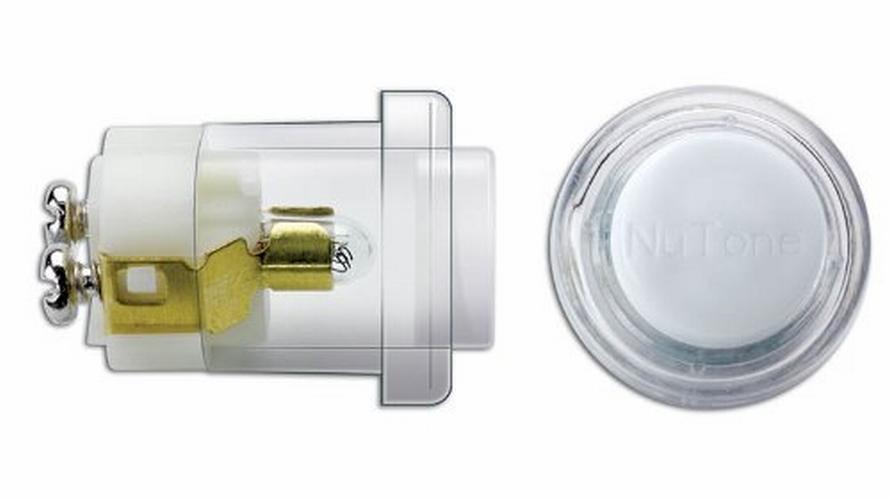 13/16 Diameter UNLIGHTED Round Push Button