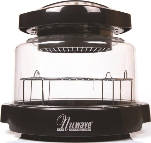 NuWave 20631 Digital Infrared Oven, 10 lb, 1500 W, 107 - 342 deg F, 9 hr 59 min