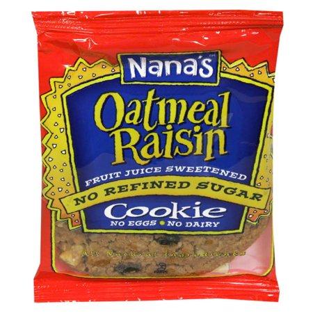 Nana's Cookies Cookie Oatmeal Raisin Cookie (12x35 Oz)