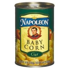 Napoleon Cut Baby Corn (12x15Oz)