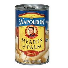 Napoleon Hearts Of Palm Whole (12x145Oz)