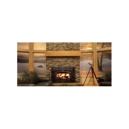 Napoleon Oakdale+ EPI3TN Wood Fireplace Insert - Majolica Brown