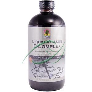 Nature's Answer Liquid Vitamin B-Complex (16 fl Oz)