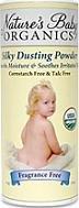 Nature's Baby Organics Powder Canister (1x4OZ )