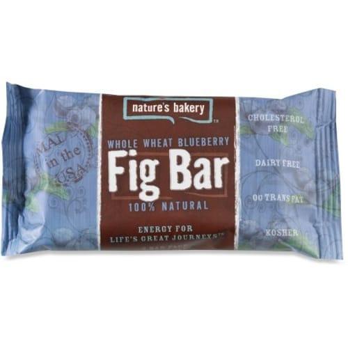Natures Bakery Fig Bar Blueberry (12x2 OZ)