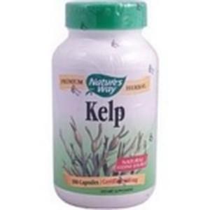 Natures Way Kelp (1x100 CAP)