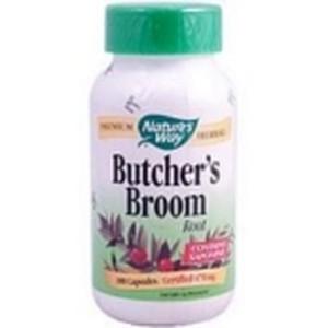 Natures Way Butchers Broom Root (1x100 CAP)
