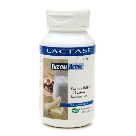 Nature's Way Lactase Formula (100 Capsules)