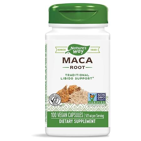 Nature's Way Maca Root (100 Capsules)