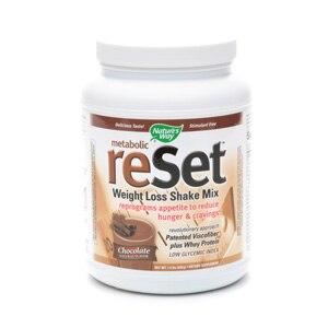 Nature's Way Metabolic ReSet Shake Mix Chocolate (14 Lbs)