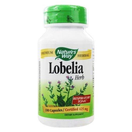 Nature's Way Lobelia Herb 425 mg (1x100 Caps)