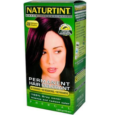 Naturtint 4m Mahogany Chestnut Hair Color (1xKit)