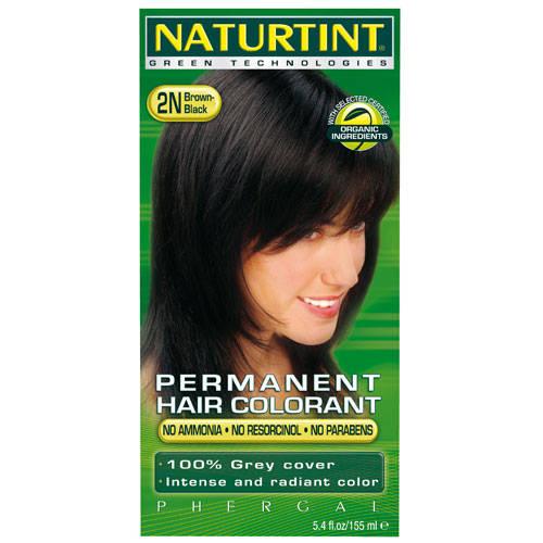 Naturtint 2n Black Brown Hair Color (1xKit)