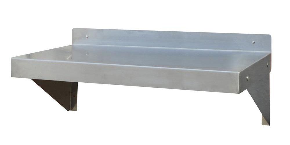 Sportsman Series 24 Inch Stainless Steel Work Shelf