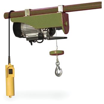 Buffalo Outdoor 440 Lb Electric Hoist