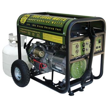 Sportsman Series Propane 7000 Watt Generator