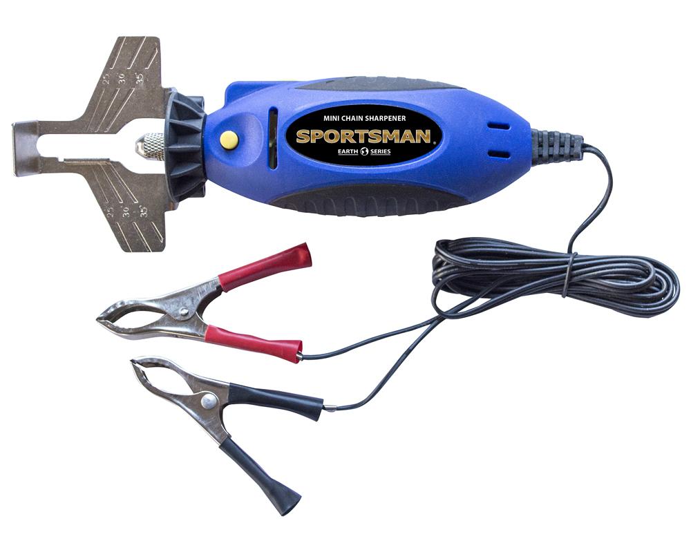 Sportsman Earth Series Mini Electric Multi Size Portable Chain Saw Sharpener