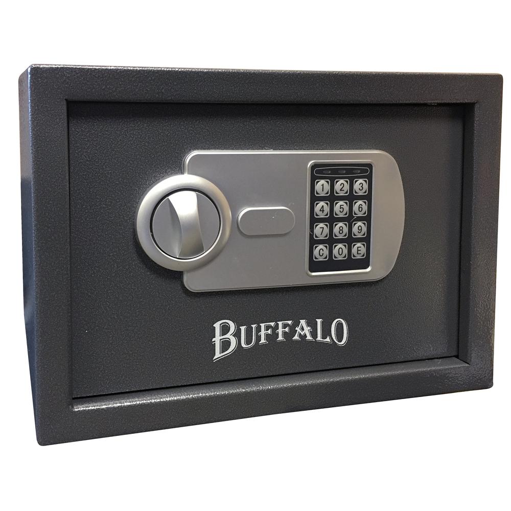 Buffalo Outdoor Pistol Safe with Keypad Lock