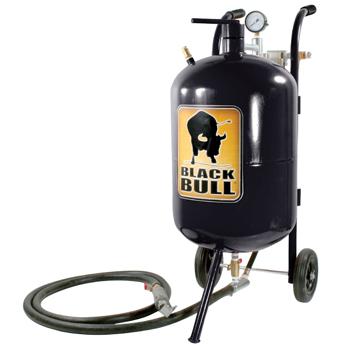Black Bull 10 Gallon Abrasive Blaster