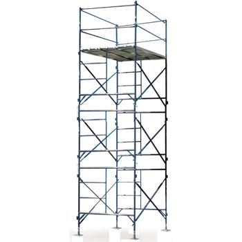 Buffalo Tools Three Story Stationary Scaffold Tower