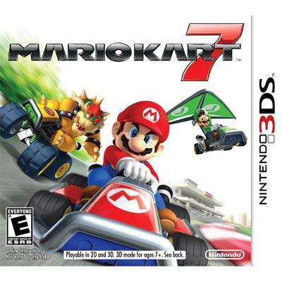 Mario Kart 7 3DS