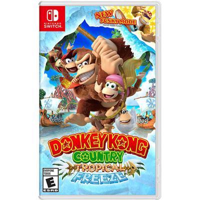 Donkey Kong TropicalFreeze NSW