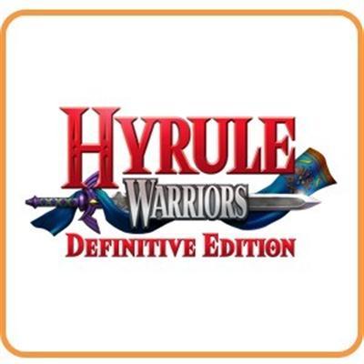 Hyrule Warriors DefiniteEd NSW
