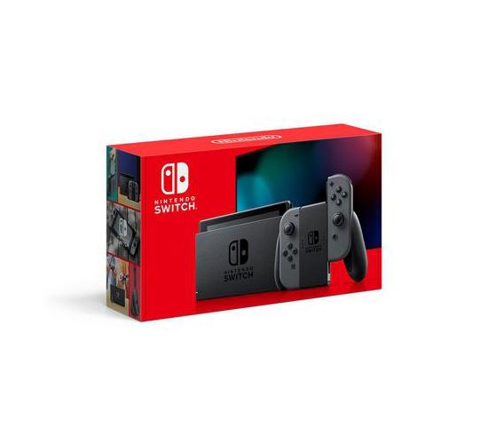 Nintendo Switch Gray JoyCon