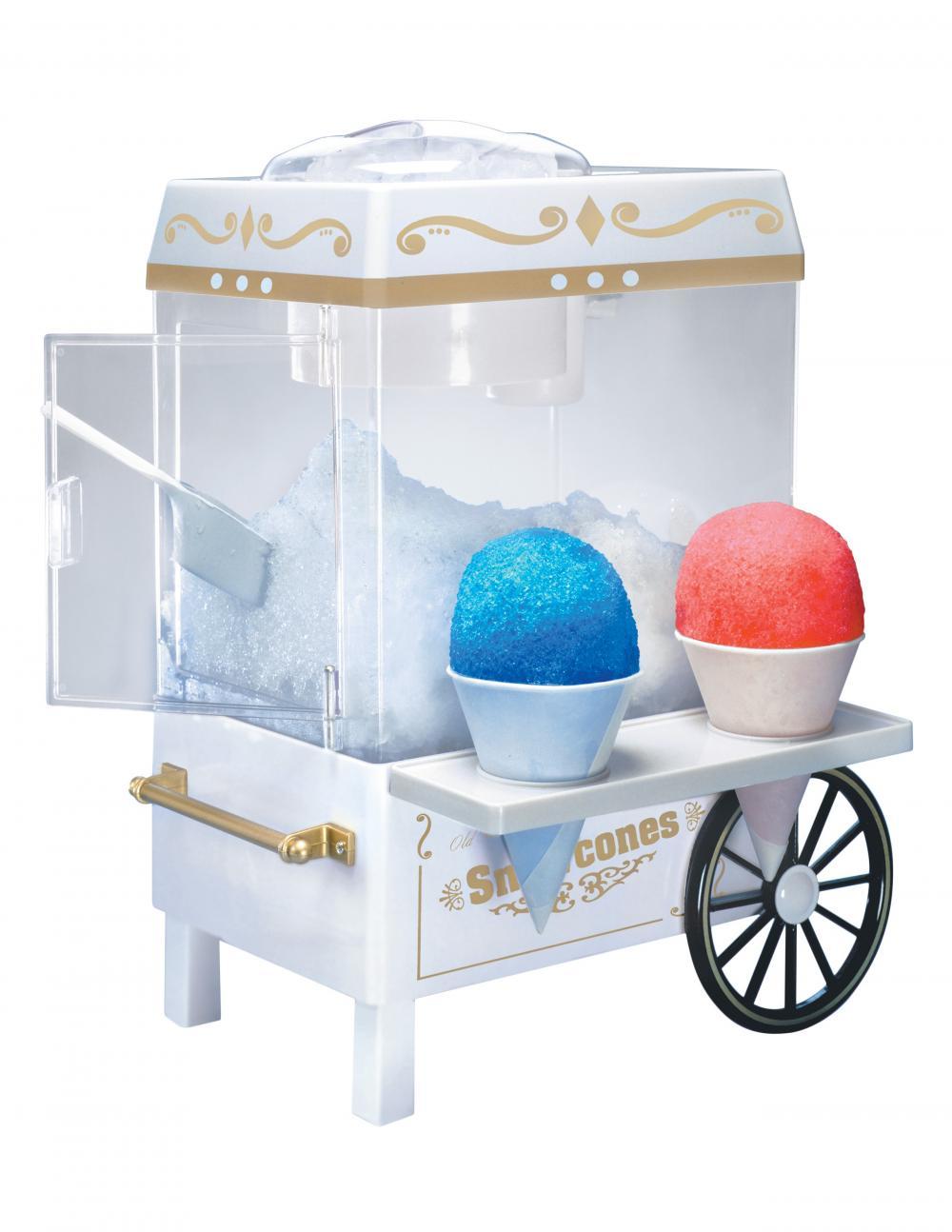 Nostalgia Carnival Snow Cone Maker