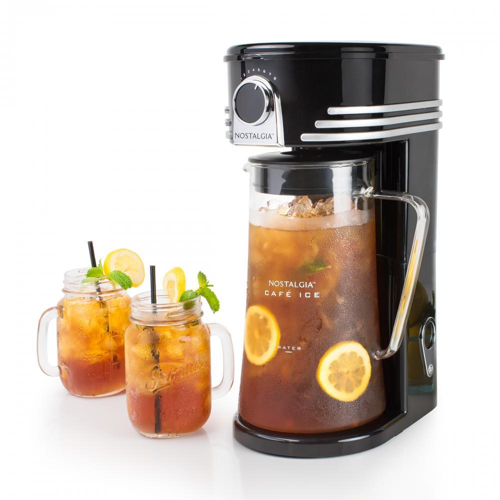 NOSTALGIA ICE BREW TEA & COFFEE MAKER