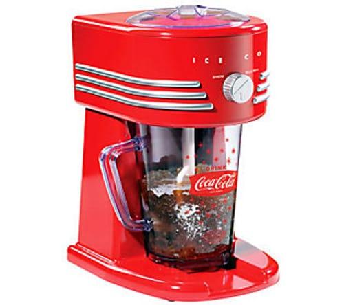 Nostalgia Coca-Cola Frozen Beverage Station