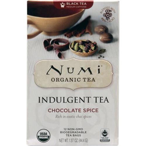 Numi Tea Chocolate Spice (6x12 BAG)