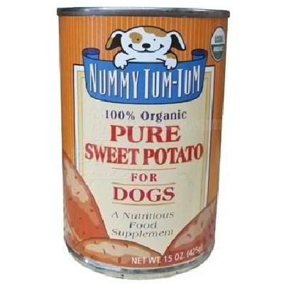 Nummy Tum-Tum Pure Sweet Potato Dog (12x15OZ )