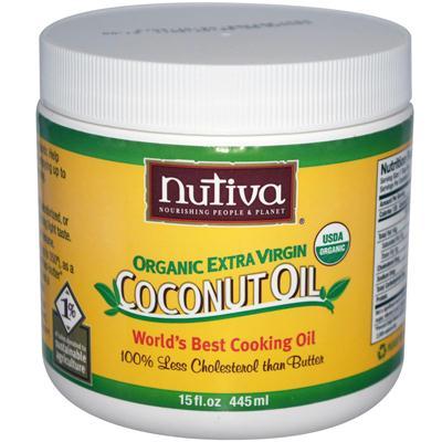 Nutiva Coconut Oil ( 1x15 Oz)
