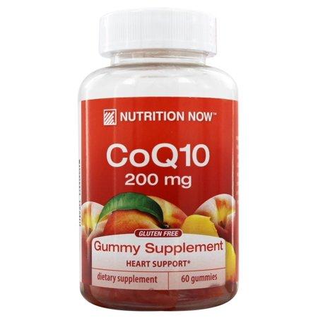 Nutrition Now CoQ10 Adult Gummy Vitamin (1x60 Gummy Vitamins)