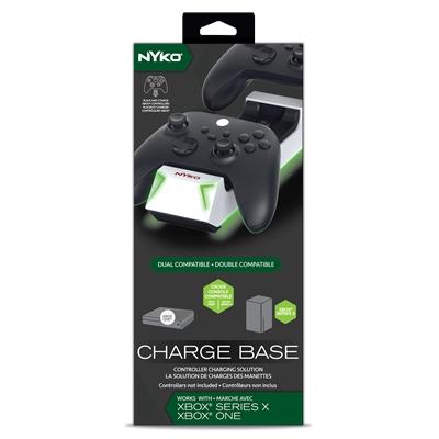 Dual Charge Base